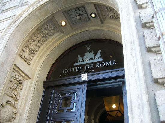 Foto Hotel de Rome