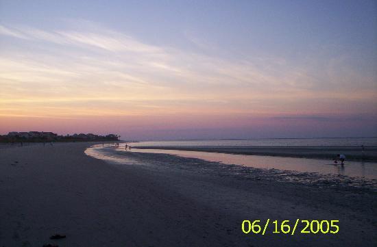 Harbor Island Beach Private