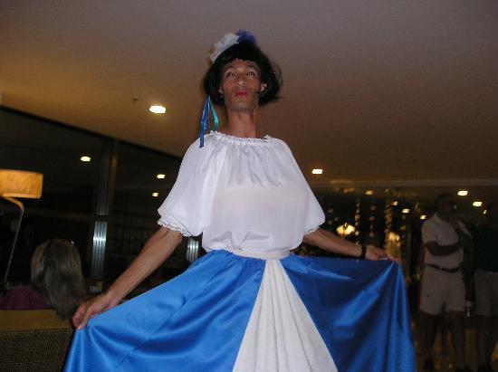 SERHS Natal Grand Hotel: Staff Dress up!