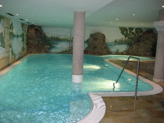 Jägerwirt Hotel: Pool