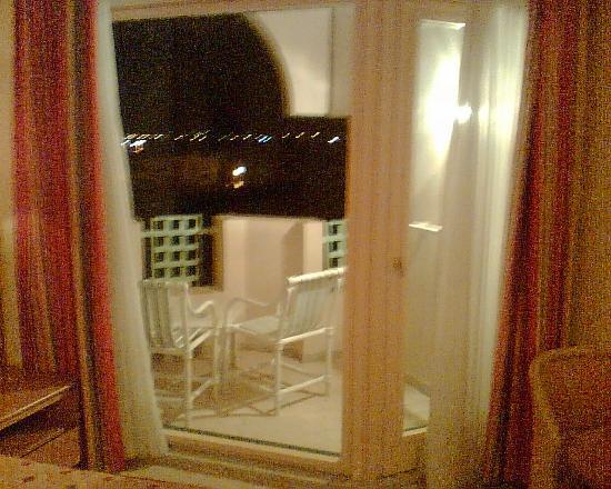 Nahrawess Hotel : Balcony