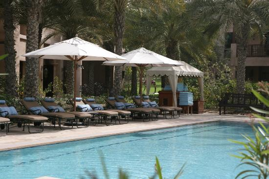 Jumeirah Dar Al Masyaf at Madinat Jumeirah: private pool at summer house