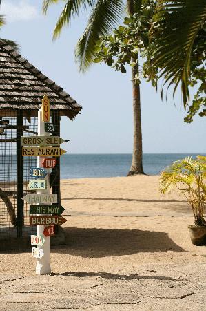 East Winds Inn : The Caribbean