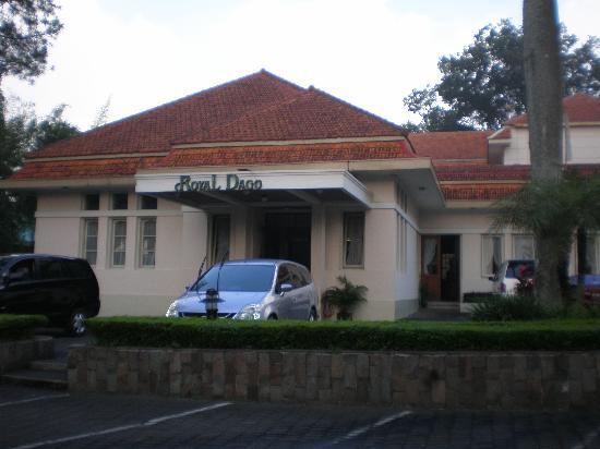 royal dago hotel bandung indonesia review losmen perbandingan rh tripadvisor co id