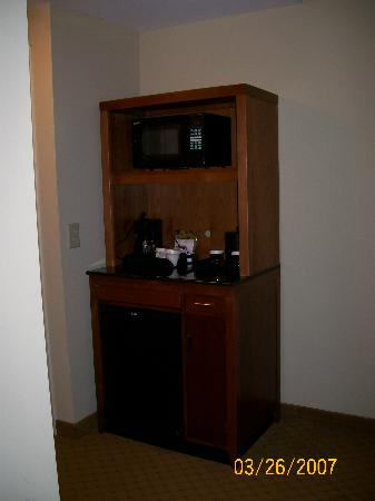 Hilton Garden Inn Atlanta NW / Kennesaw Town Center: Snack Area