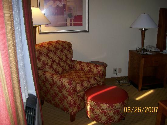 Hilton Garden Inn Atlanta NW / Kennesaw Town Center : Seating