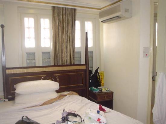 โรงแรม 81 ไชน่าทาวน์: Hotel 81 Chinatown Superior Room - bed