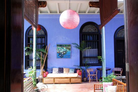 Cheong Fatt Tze - The Blue Mansion: Vogue Style type areas