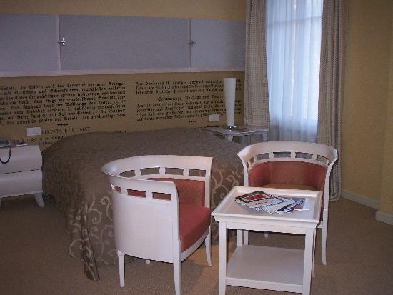 Lenkerhof gourmet spa resort: Hotel room #108