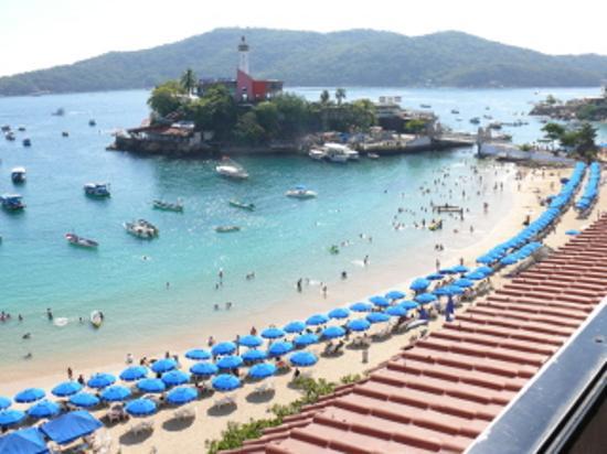 Hotel Acamar Acapulco Caleta Beach