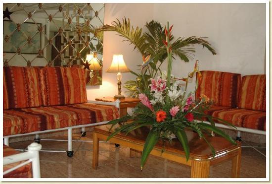 Hotel Estrella: Lobby