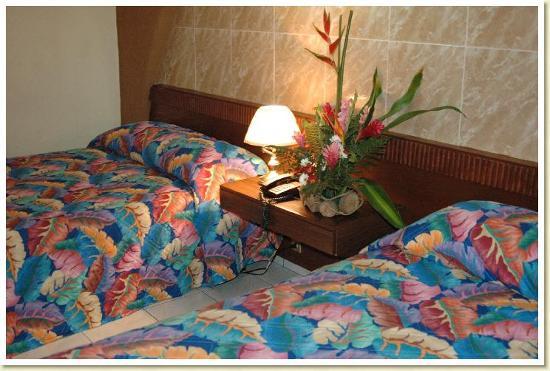 Hotel Estrella: habitaciones