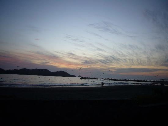 Qualton Club Ixtapa: sunset