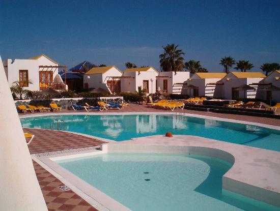 Fuerteventura Beach Club : malibu pool
