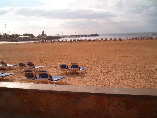 Fuerteventura Beach Club : caleta beach