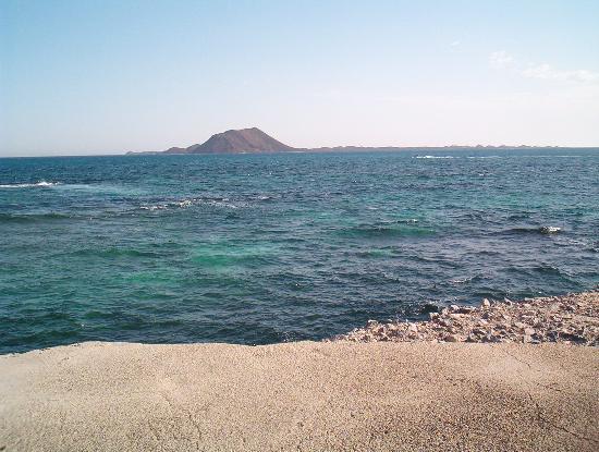 Fuerteventura Beach Club: lsa lobos from corralejo