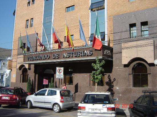 호텔 프린시파도 데 아스투리아스 사진