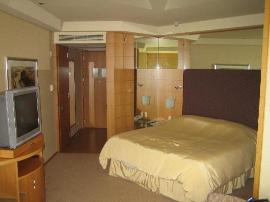 Hilton Sao Paulo Morumbi : Typical room