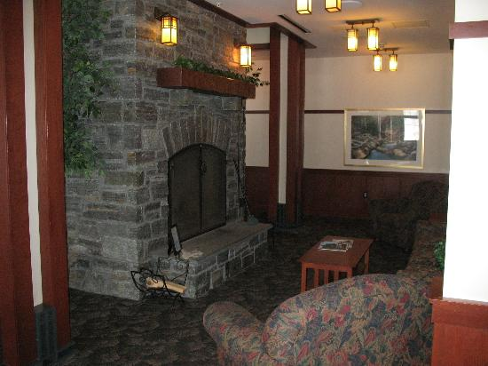 snowy day picture of killington grand resort hotel. Black Bedroom Furniture Sets. Home Design Ideas