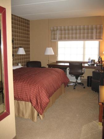 Sheraton Tarrytown Hotel: Regular Room (1 King )