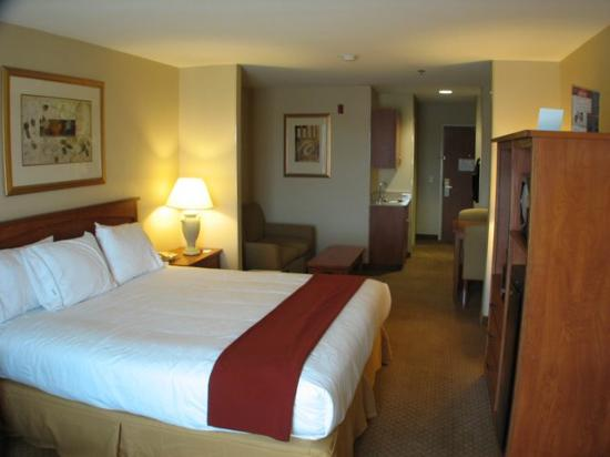 Holiday Inn Express Hotel & Suites Carson City: King Suite Smoking