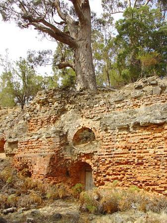 Tasmania, أستراليا: Maria Island Convict Brickworks