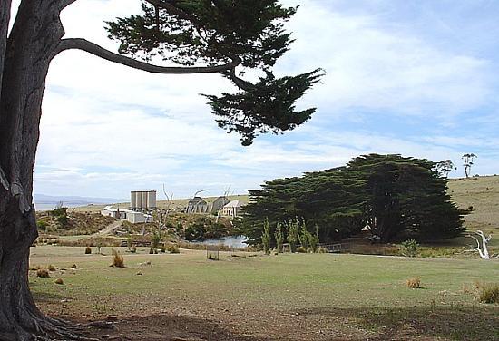 Tasmanien, Australien: Maria Island Silos