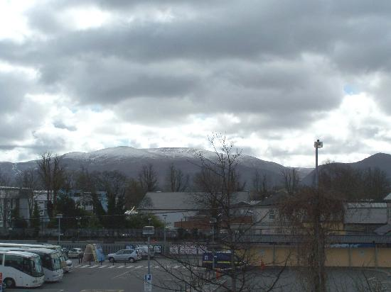 Sunnybank Bed and Breakfast: The view of the mountains