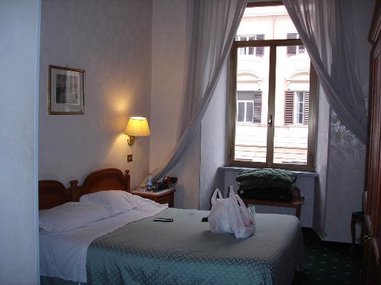 Priscilla Hotel: romm in Rome