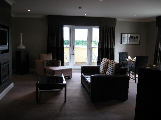 The Killarney Park Hotel Resmi