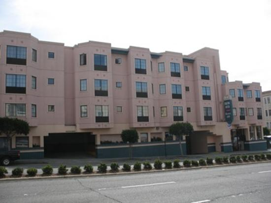 Buena Vista Motor Inn On Lombard Street Picture Of Buena