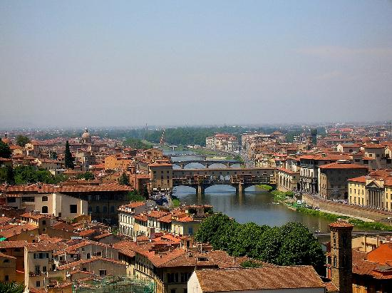 Hotel Il Bargellino: Florence, Italy 2006