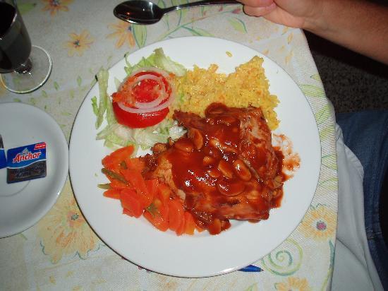 La Casa Grande Chicken Au Vin