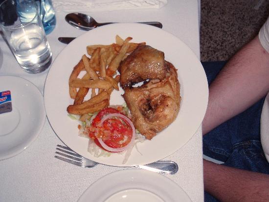 La Casa Grande Fried Chicken