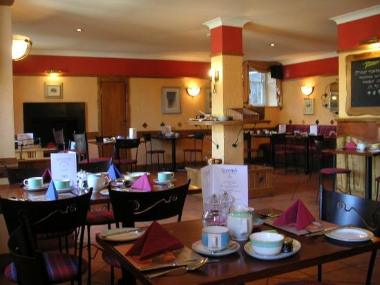 Parliament House Hotel : Dining area