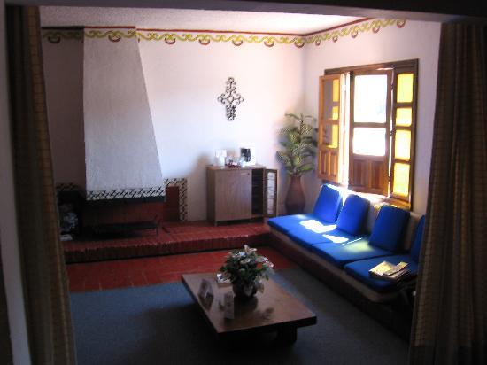 Hotel Real de Minas: Our Suite
