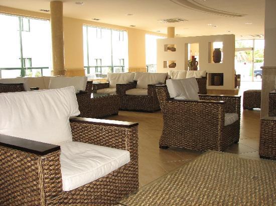 Hotel Pocillos Playa: Bar Seating