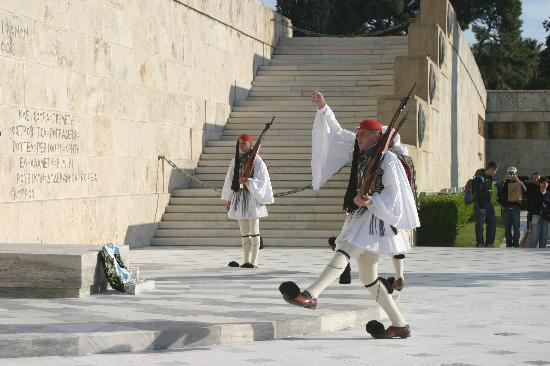 AVA Hotel Athens: changing of the guard