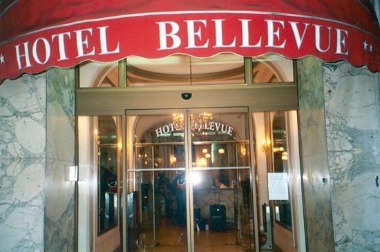 Foto de Hotel Bellevue et du Chariot d'Or