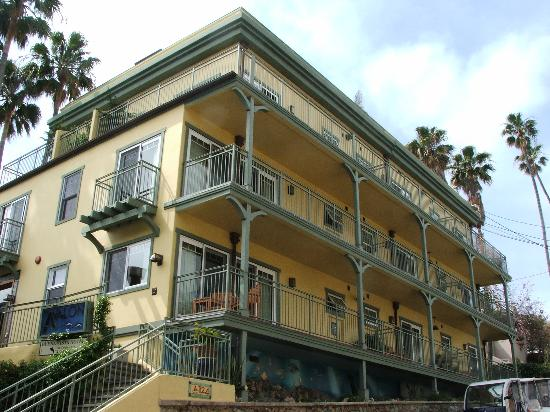The Avalon Hotel: The Avalon Front