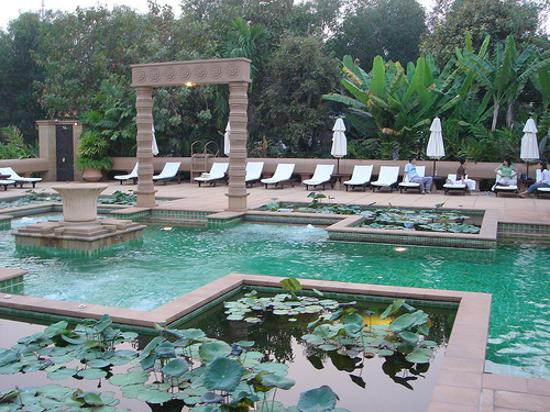 Le Meridien Angkor: The hotel's pool