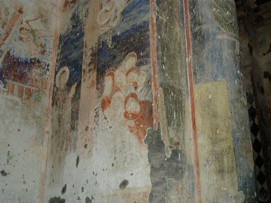 Kars Province, Tyrkia: A mural