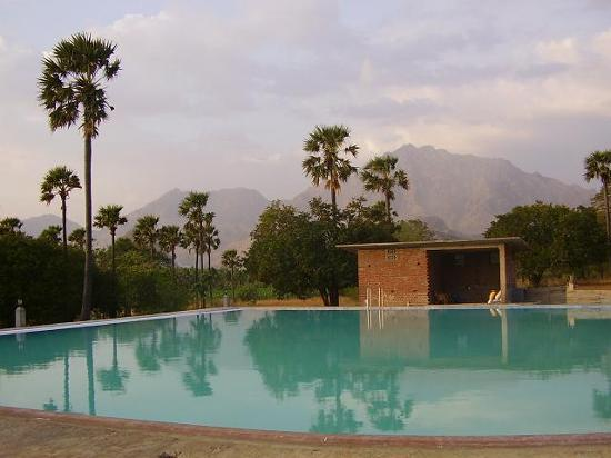 Indien Hermitage Photo