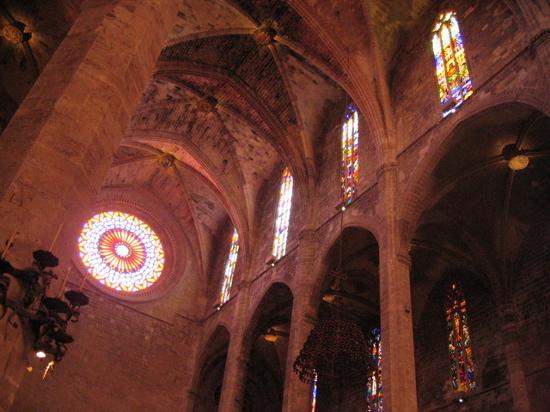 Melia Palas Atenea : Inside the Cathedral
