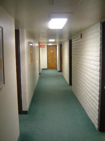 Greyhills Inn: Corridor