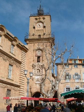 Bilde fra Aix-en-Provence