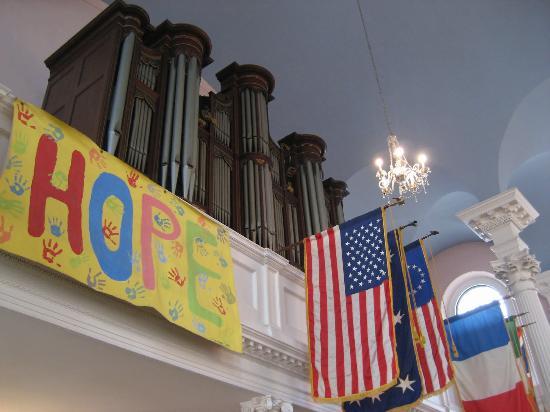 St. Paul's Chapel Image