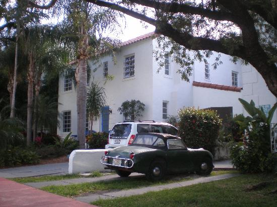 Sobe You Bed and Breakfast: Front of the B&B
