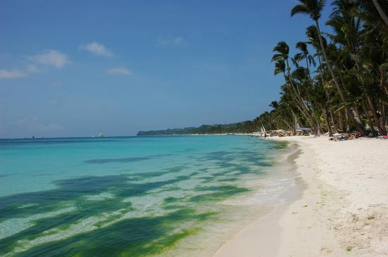Hotel Isla Boracay-South: beach