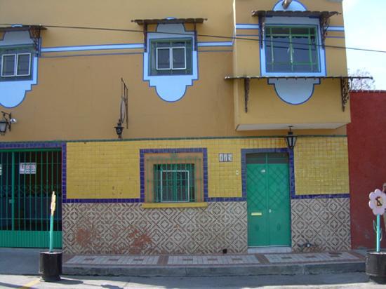 Casa de Las Flores: Don't be fooled by the humble exterior